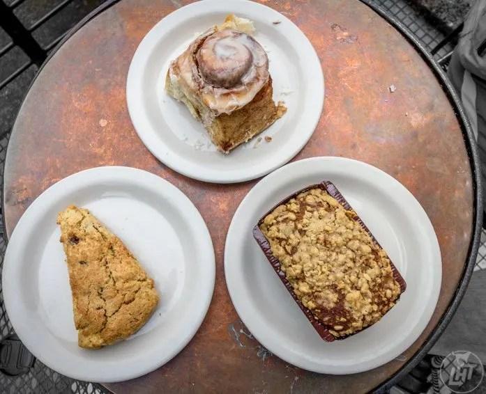 Sweet Life Patisseries in Eugene, Oregon. Vegan, gluten free bakery. | Long Haul Trekkers