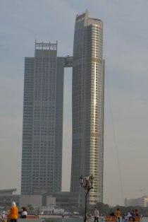 Abu Dhabi skyscraper