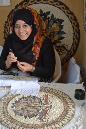 jordan handicrafts mosaic