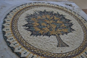jordan mosaic tree of life