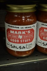 reading salsa labels is fun
