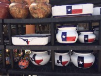 Why wouldn't you put Texas all over planters and pots?