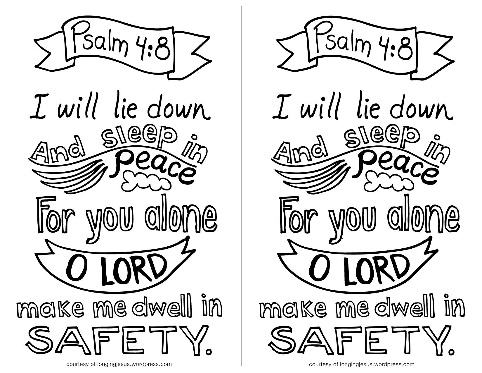 AWANA weekly verse reminders