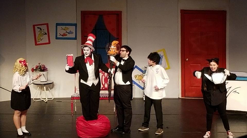 Long Island Children's Theatre Round-Up: April