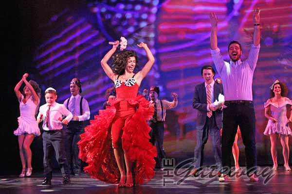 "Review: ""On Your Feet!"" Turns Up the Heat at The Gateway"