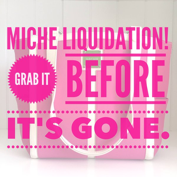 A Sad Day…Miche Closes Its Doors