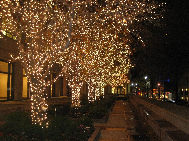 Free Christmas Falling Snow Wallpaper New York City Commercial Long Island Christmas Light