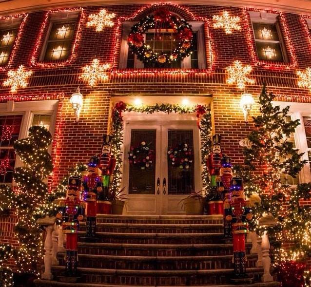 Christmas Lights Installation: Holiday Lighting Company New York City