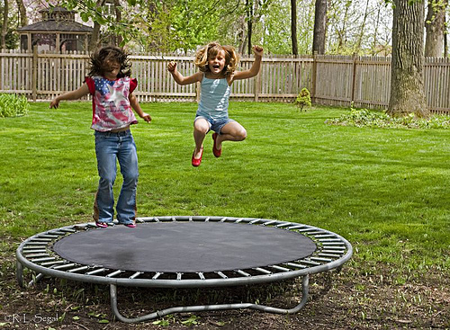 Does Owning a Trampoline Affect Home Insurance?