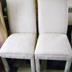Grey Parson Chair Covers Hanging Swing Chairs For Bedrooms Picks Sale The Long Island Pickers Yesterday
