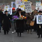 Suffrage March a Great Success!