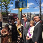 Huntington Marker Dedication a Huge Success!