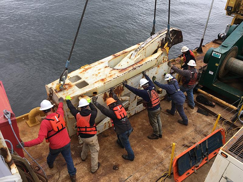 Longitude 123 Marine Project Management