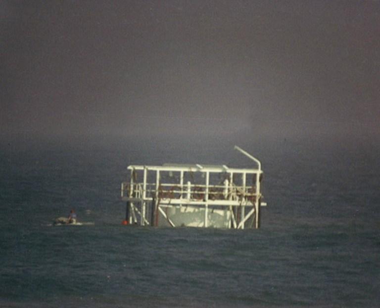 Longitude 123 - Oxnard Outfall