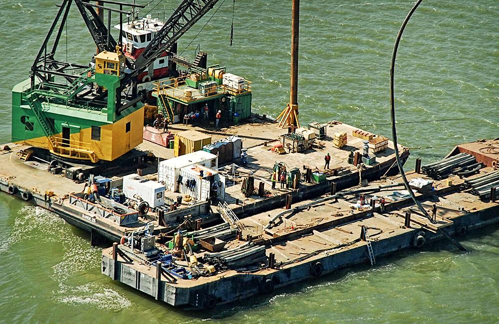 Longitude 123 L114 Decommissioning