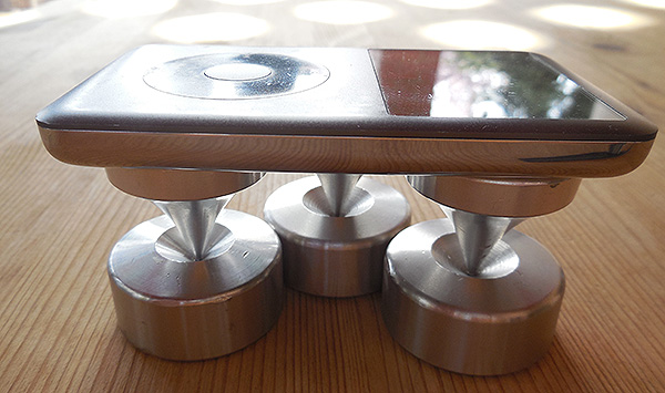 iPod solidsteel
