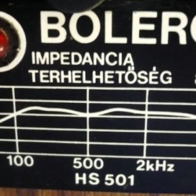 HS501 Bolero