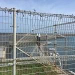 沖縄の台風を実感