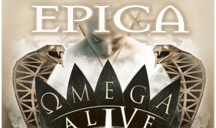 Epica Omega Alive livestream