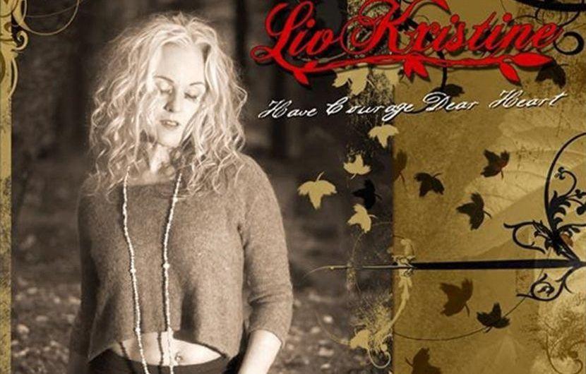 Liv Kristine : nouvel EP Have Courage Dear Heart