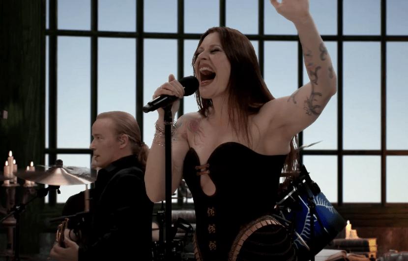 Nightwish // An Evening with Nightwish in a Virtual World (Live Stream) // 28 et 29-05-2021