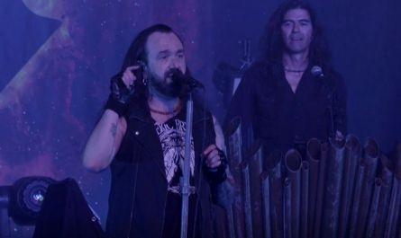 Moonspell concert livestream Irreligious - live report