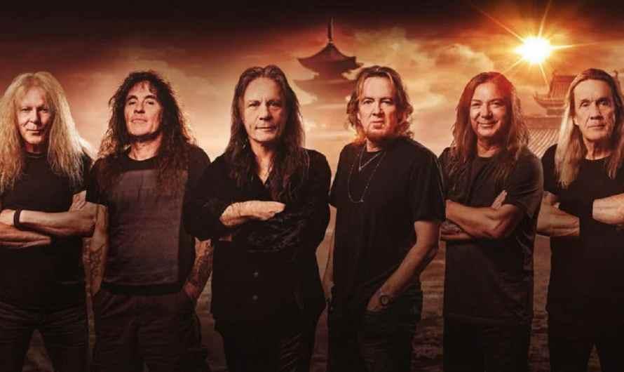Iron Maiden annonce son nouvel album Senjutsu