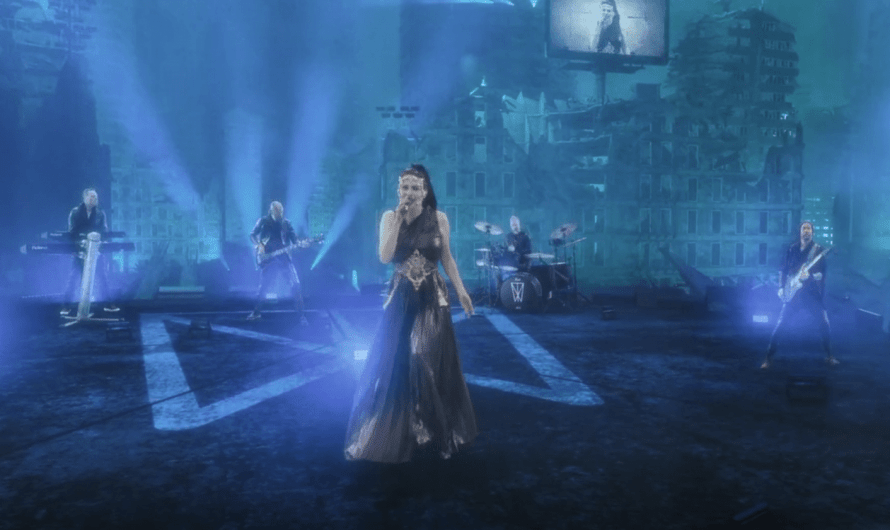 Within Temptation – The Aftermath (live stream) – 15/07/21