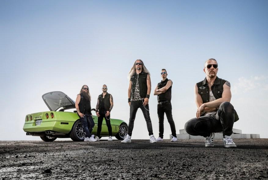 Omnium Gatherum prépare la sortie de son nouvel album Origin