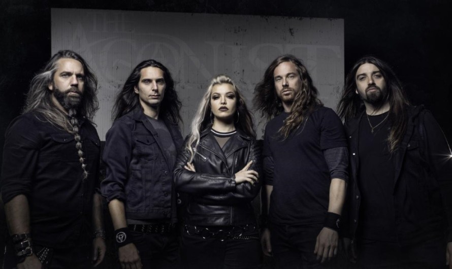 """The Agonist présente son nouvel EP """"Days Before The World Wept"""""""