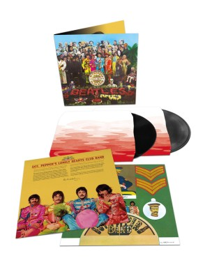 The Beatles Sgt Pepper's Lonely Hearts Club Band 50th Anniversary Edition