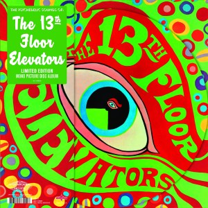 The 13th Floor Elevators – Psychedelic Sounds Of