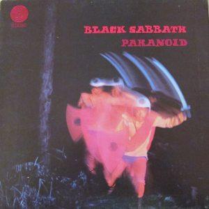 Black Sabbath Metal