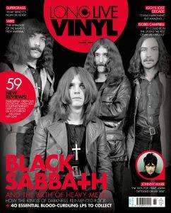 Long Live Vinyl cover
