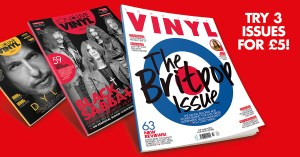 Long Live Vinyl subscription offer
