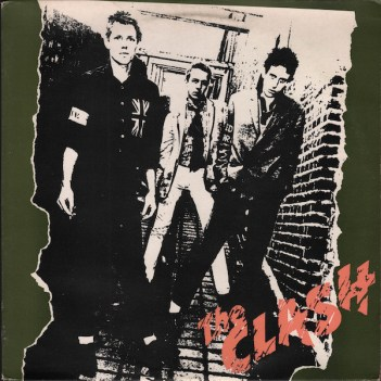THE CLASH (FIRST ALBUM)
