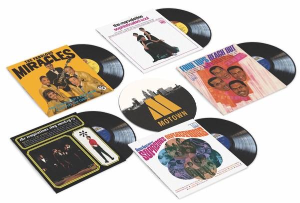 Motown Reissue