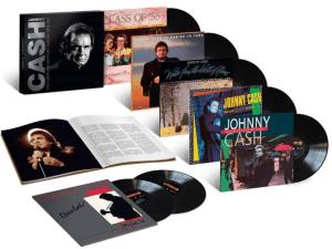 Johnny Cash The Complete Mercury Reissue