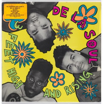 De La Soul – 3 Feet High And Rising Chali 2na
