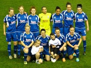 BC Ladies UEFA qf team