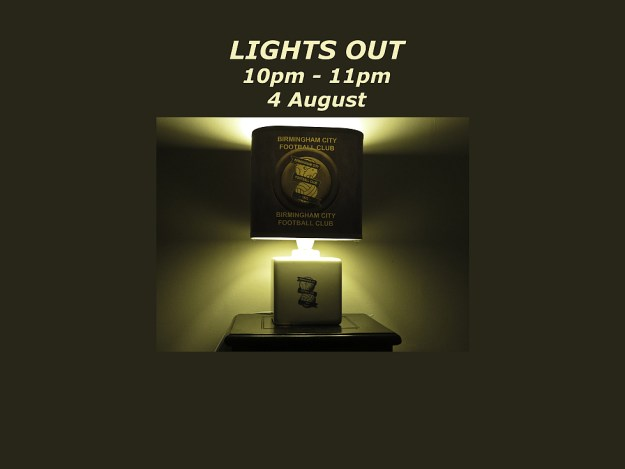 Lights out Aug 4