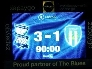 U21 win