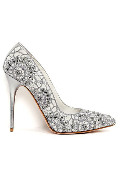Sexiest Wedding Shoes Longmeadow Event Center--alexandermcqueen