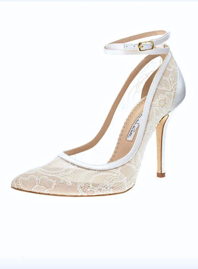 Sexiest Wedding Shoes Longmeadow Event Center--oscar