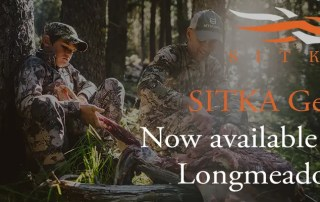 Sitka Gear at Longmeadow
