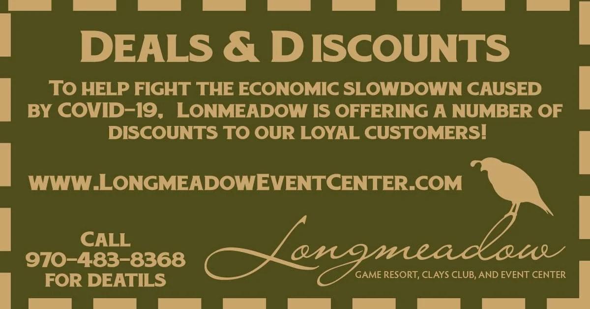 Colorado Sporting Clays - Specials, Deals, & Discounts