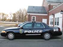 Crown Vic Police Interceptor