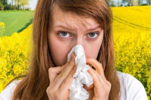 seasonal allergies chiropractic care Longmont