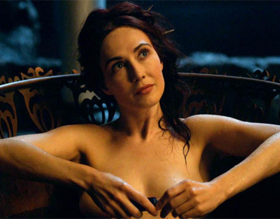 Carice Van Houten As Melisandre - Long Night Is Coming-9547