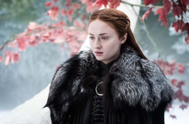 Sansa Stark In Game of Thrones Season 7 Episode 4